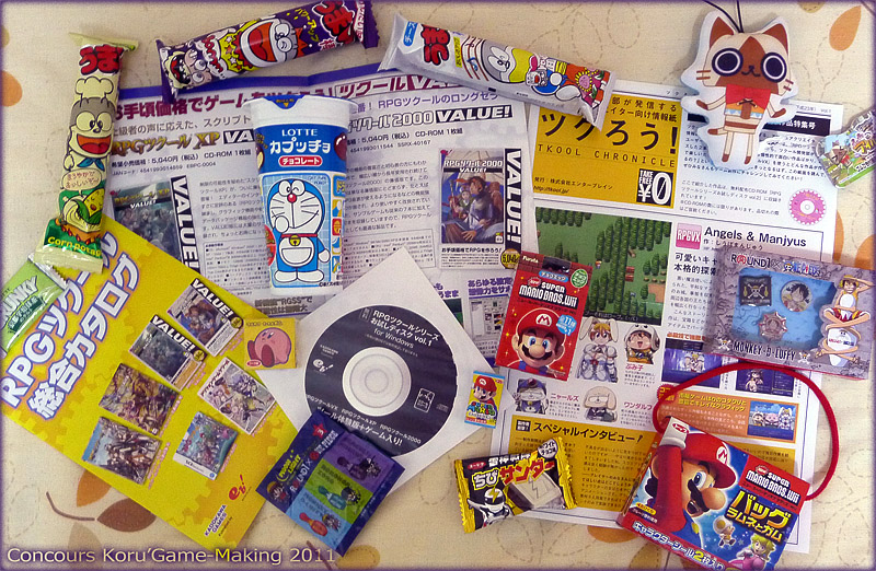 Concours (screenshot) Koru'Game-Making avec prix à gagner Concours_1kgm_602