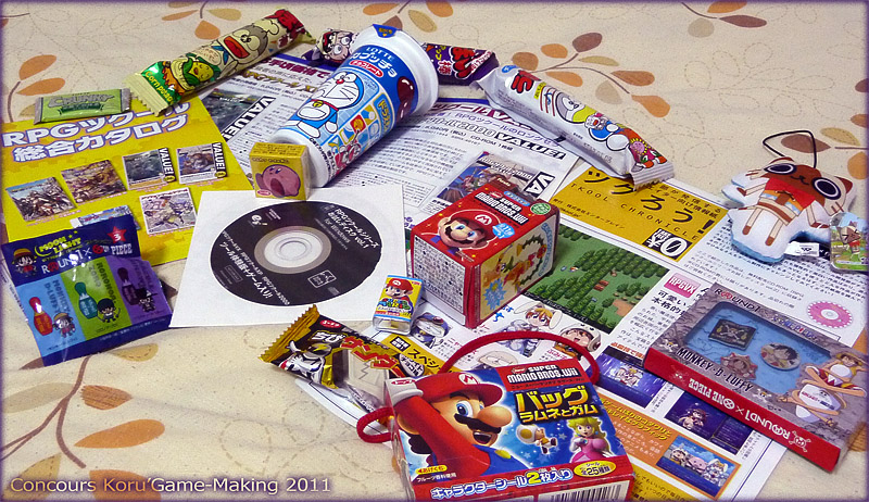 Concours (screenshot) Koru'Game-Making avec prix à gagner Concours_2kgm_166