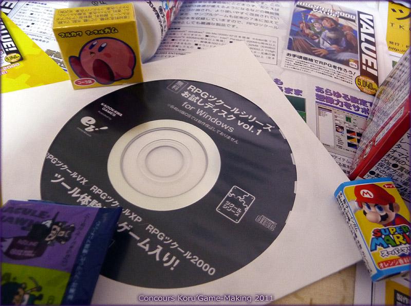 Concours (screenshot) Koru'Game-Making avec prix à gagner Concours_3kgm_211