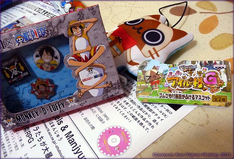 Concours (screenshot) Koru'Game-Making avec prix à gagner Concours_4kgm_157